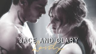 Lovely | Jace And Clary