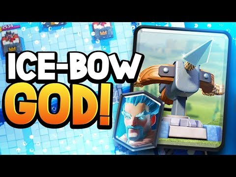 "#1 in WORLD w/ ICE BOW ""If Played Right, You Can't Lose"""