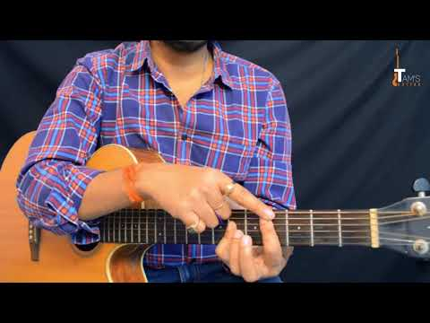 Download Purono guitar (Anjan Dutta) guitar lesson in Full HD MP4 ...