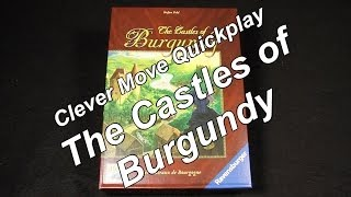 Picture of a game: Castles Of Burgundy