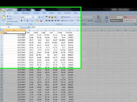 1 minute forex historical data