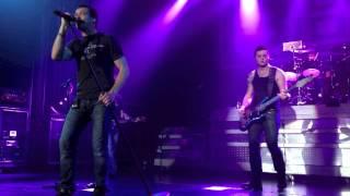 3 Doors Down - Goodbyes - Copenhagen 06.08.13