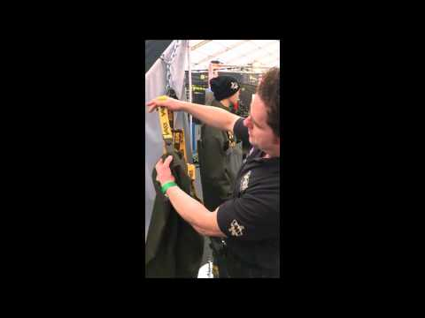 Salopeta Team Vass 175 Khaki Edition Waterproof Bib & Brace