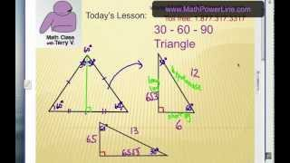 How To Solve Special Right Triangles: Self Quiz