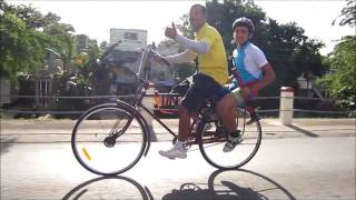 preview picture of video 'Bayamo 'Flying Pigeon' - Bikes for Cuba'
