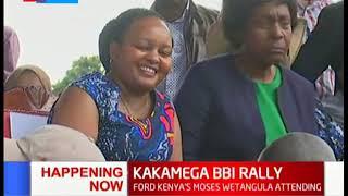 Maina Kamanda speaks on behalf of Central region  | KAKAMEGA BBI RALLY