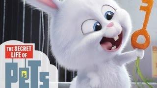 Тайная Жизнь Домашних Животных (Новый трейлер 2016, Снежный Ком)