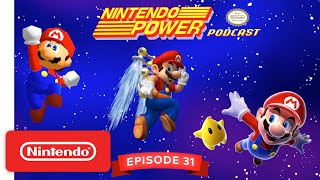 Super Mario 35th Anniversary Special Feat. Super Mario 3D All-Stars! | Nintendo Power Podcast