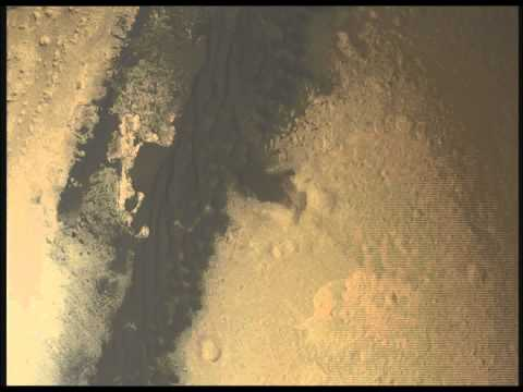 New, Quality Footage Of The Curiosity Landing