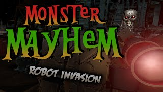 Monster Mayhem - Robot Invasion (Garry's Mod)