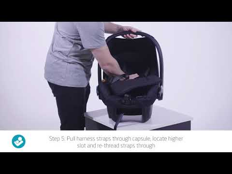 Citi Baby Capsule Adjust Harness