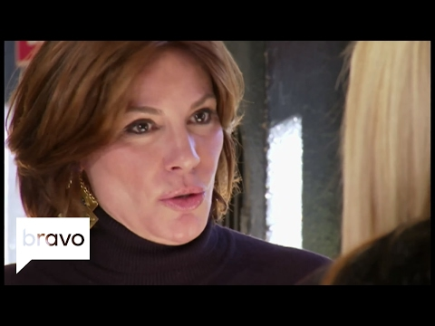RHONY: Before Luann de Lesseps Was a Housewife... (Season 8) | Bravo