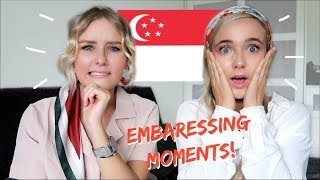 DUMB MOMENTS AS FOREIGNERS LIVING IN SINGAPORE!
