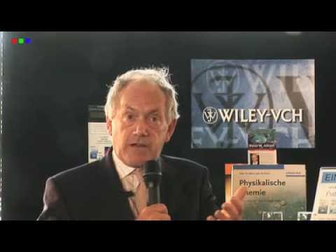Vidéo de Peter William Atkins