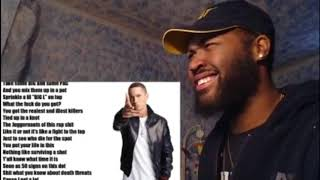 50 cent ft Eminem - Patiently Waiting - lyrics - REACTION