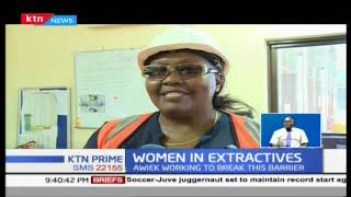 Daring Woman: Inspiring story of a young woman working in a mining site