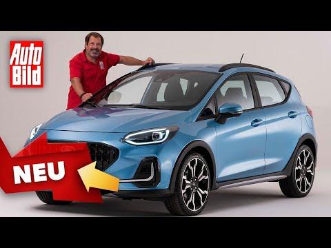Ford Fiesta (2021) | Frische-Kur für den Fiesta | Sitzprobe mit Malte Büttner