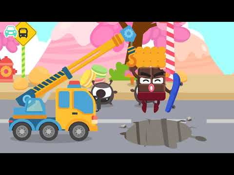 Game Anak Car Truck | FUN KIDS HOLIDAY