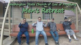 2018 Washington State Church of God of Prophecy Men's Retreat