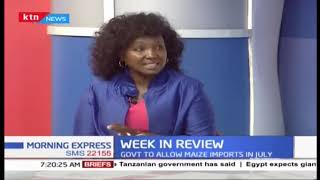 Treasury on the spot over controversial county budgets | Week in Review