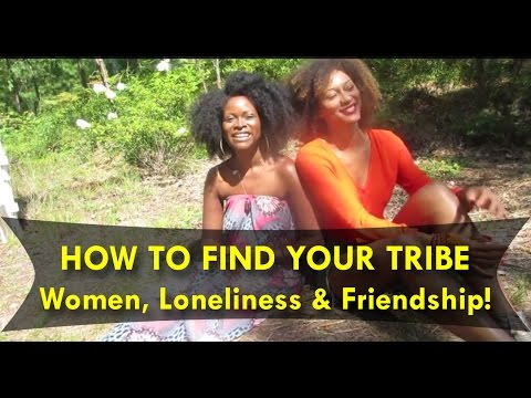 Women, Friendship, & Loneliness! How to Find Your Tribe with Abiola & Zuyapa