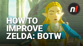 How to Improve The Legend of Zelda: Breath of the Wild | Alex Asks