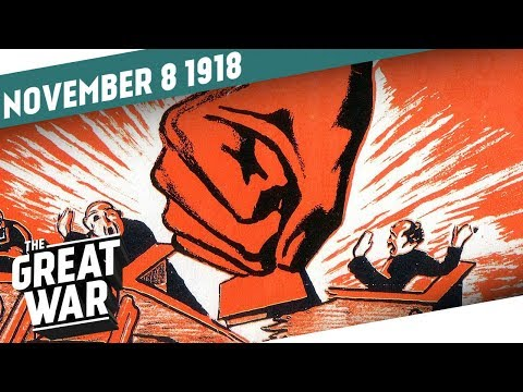 Revoluce v Německu - Velká válka