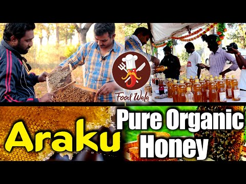 , title : 'Araku Pure Honey - Organic Farm in Araku vally - Food Wala