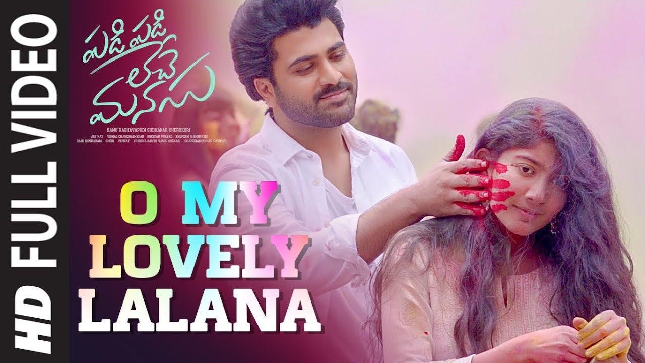 O My LovelyO My Lovely Lalana Lyrics - Sinduri Vishal Lalana