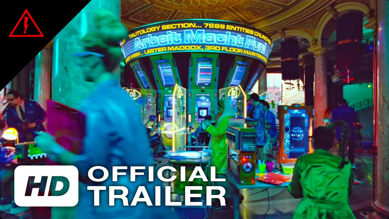>The Zero Theorem - Official Trailer (2014) HD