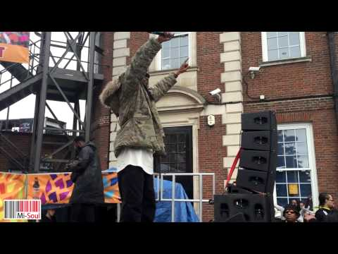 General Levy – Notting Hill Carnival