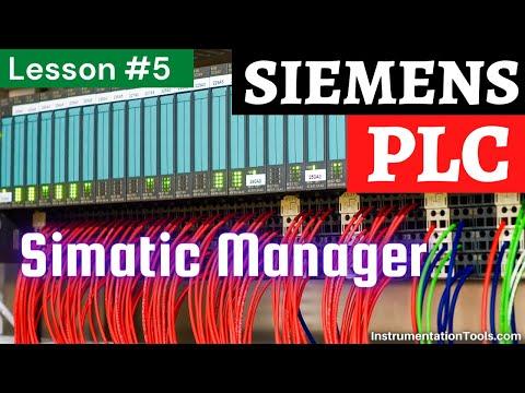Siemens S7 Simatic Manager   Learn Siemens PLC Programming ...