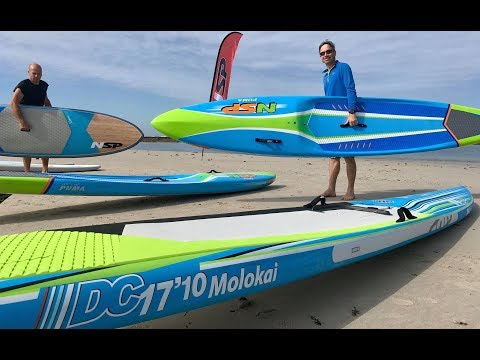 NSP & KR SUP DEMO DAY at Flinders