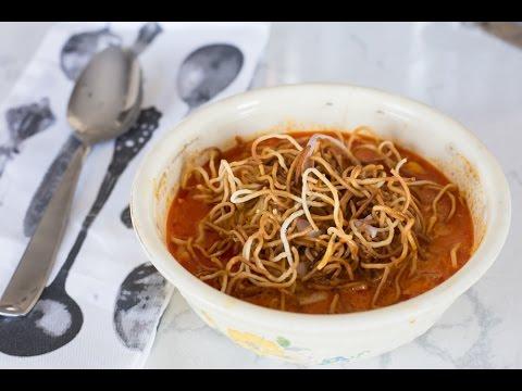KHAO SOI SOUP (NO CHICKEN)