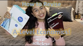 How to Revise A-Level Economics!