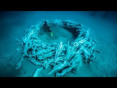 10 Amazing Things Discovered Underwater