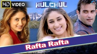Rafta Rafta (HD) Full Video Song | Hulchul | Akshaye Khanna