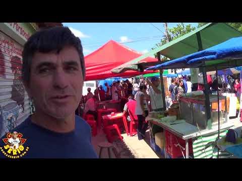 Feirante aprova as novas mudanças na organização da feira livre de Domingo
