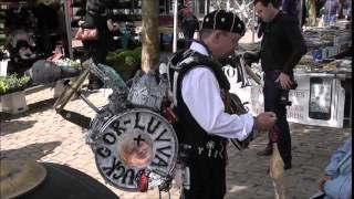 preview picture of video 'Aylesbury Market Relaunch 14th May 2014'