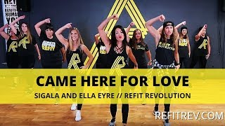"""""""Came Here For Love"""" 
