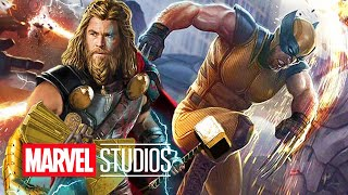 Avengers 4 Title Teaser and X-Men Phase 4 News Explained