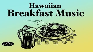 【Hawaiian Guitar Music】Hawaiian Cafe Music For Relax,Study,Work - Instrumental Background Music