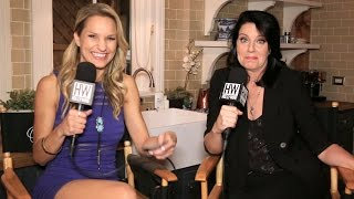 Andrea Parker - Pretty Little Liars - Saison 7 - HollywireTV Interview V.O.