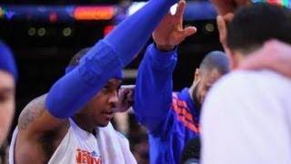 New York Knicks Top 10 Plays of the 2012 Season