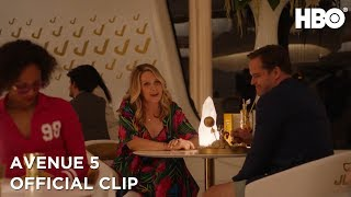 Avenue 5: The Counselor's Booked (Season 1 Episode 2 Clip)   HBO