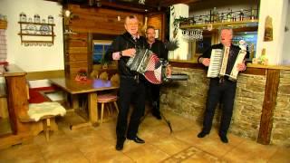 Veselá trojka Pavla Kršky - Směs polek