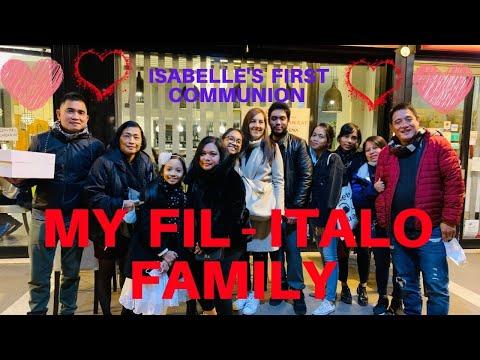 MY FIL- ITALO FAMILY!!