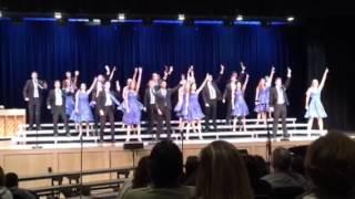 Abc show choir  spring concert 2017 at Schroeder