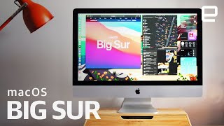 Apple's macOS Big Sur review: A mix of new and familiar