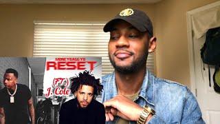 Moneybagg Yo   Say Na Ft. J. Cole (RESET) 🔥 REACTION